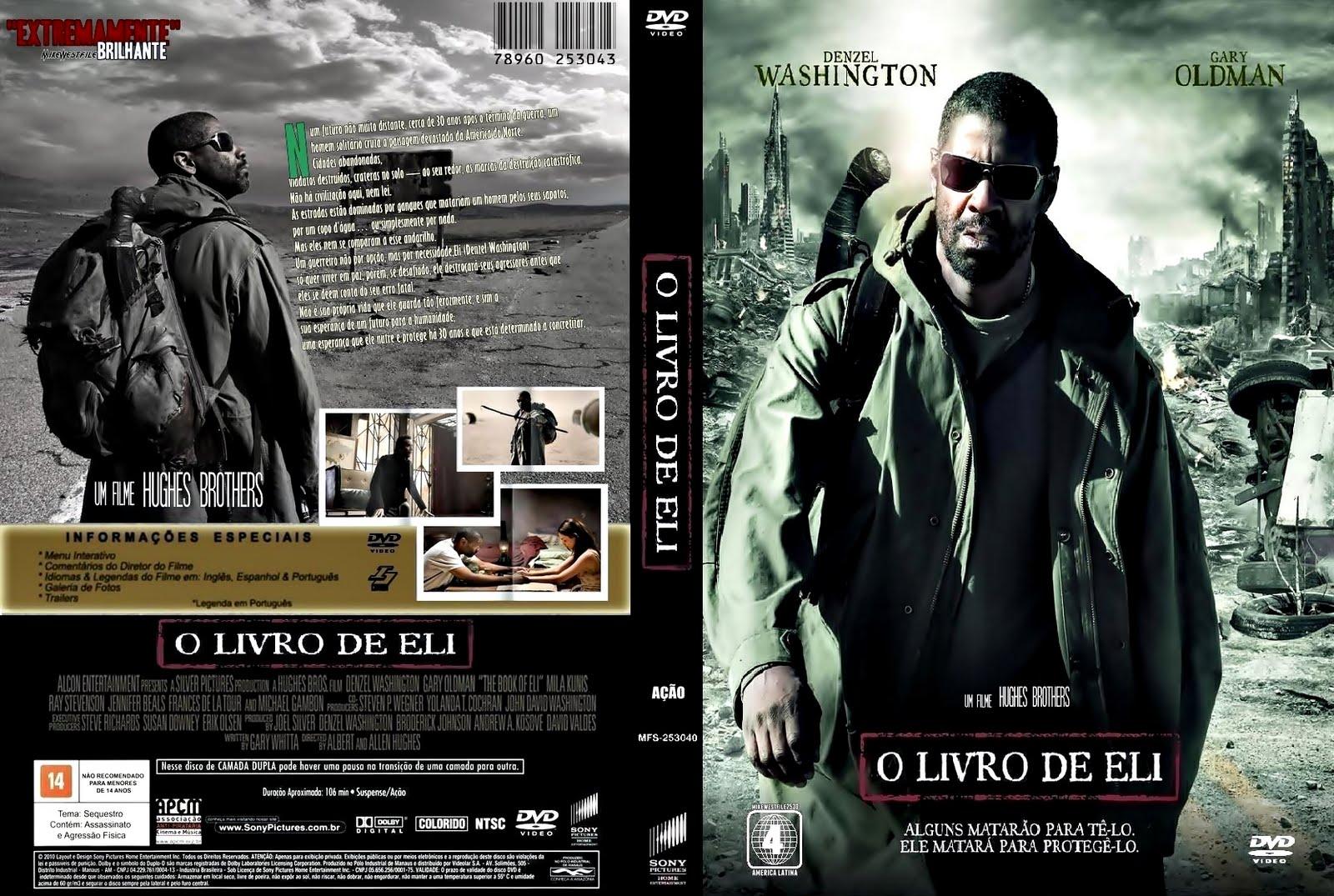 ADORO FILMES: O Livro de Eli