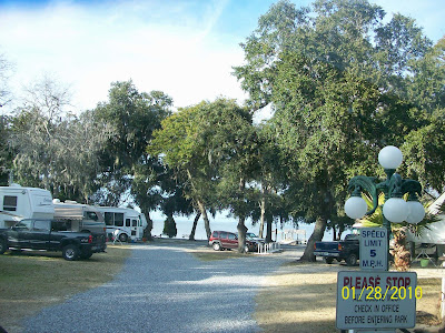 Traveling And Learning Bay Breeze Rv Park Gulf Shores Al