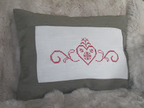 Panelled Cushion Tutorial