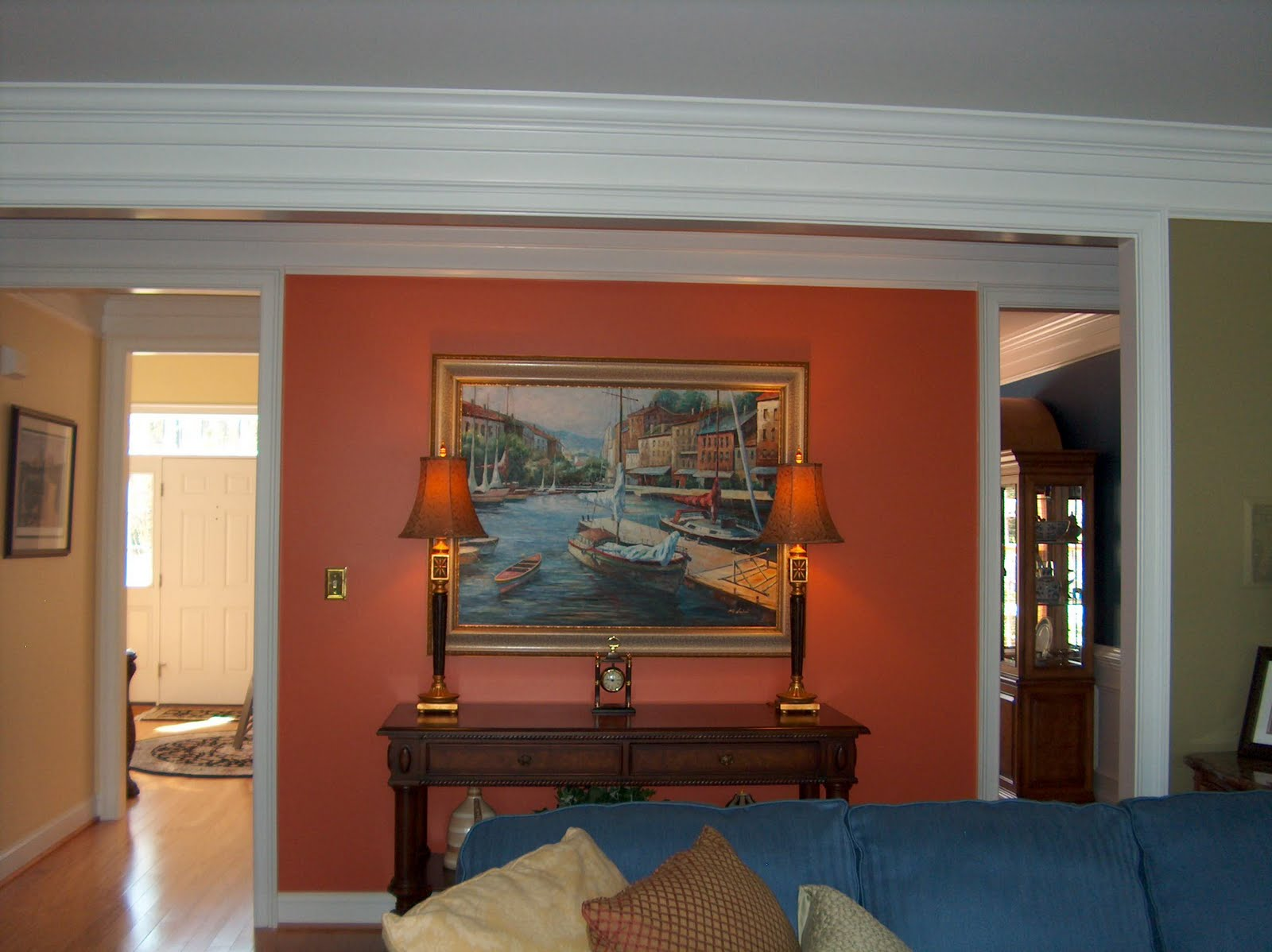 Terracotta Wall Color