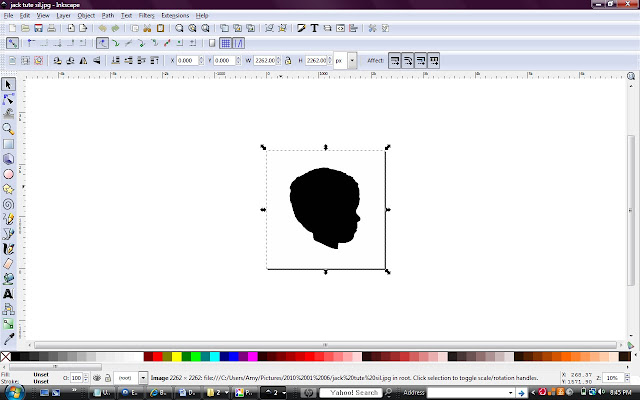 Using Inkscape to easily create SVG files - Positively