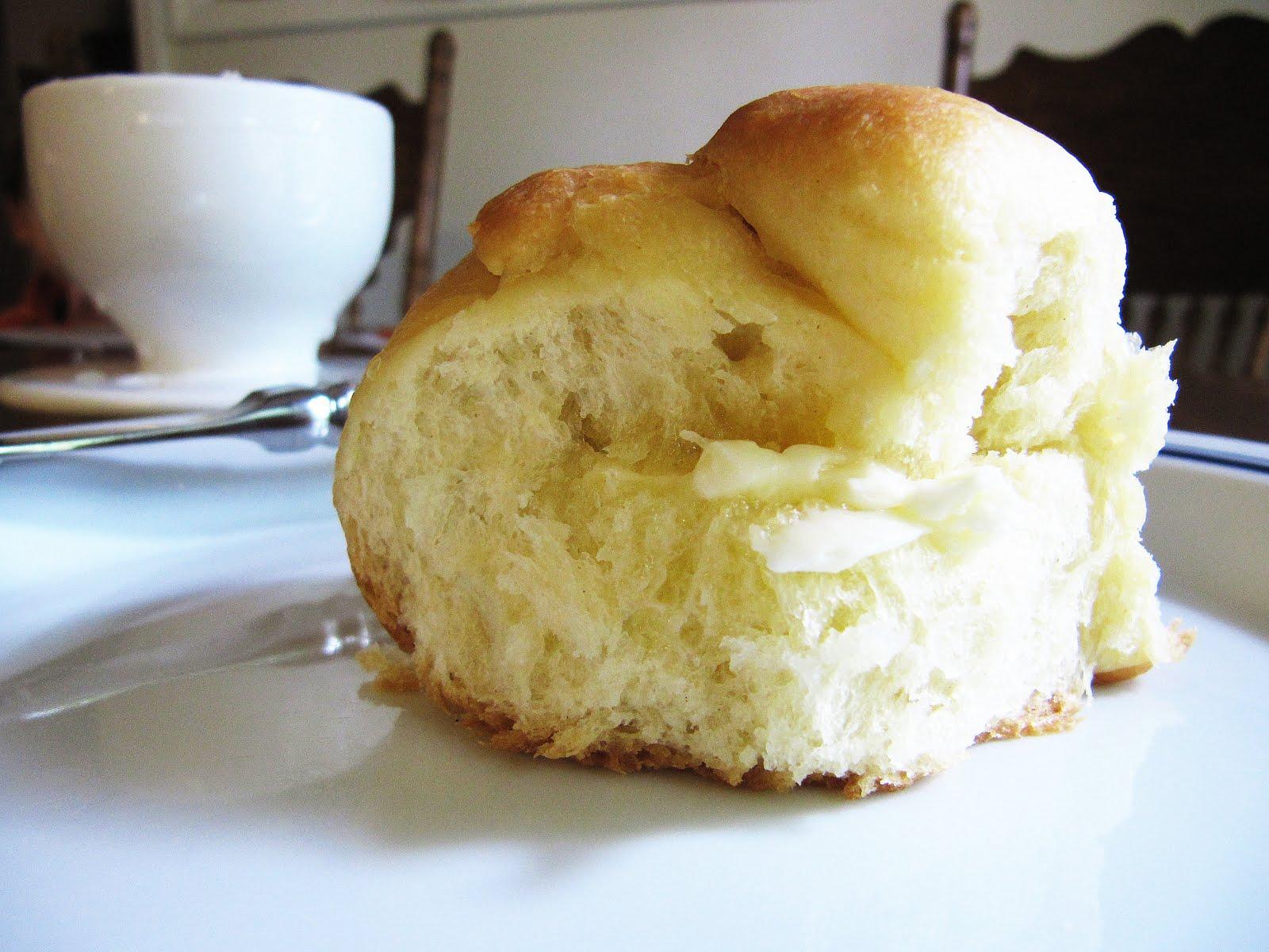 Yeast buns: recipe, photo. Muffin dough for buns 11