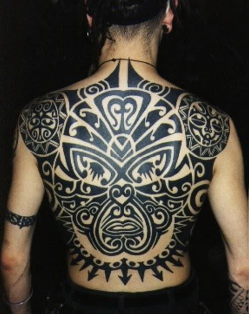 Custom Maori Tattoo Designs: Custom Tattoo Style: Perfect Maori Tattoo Designs For Man