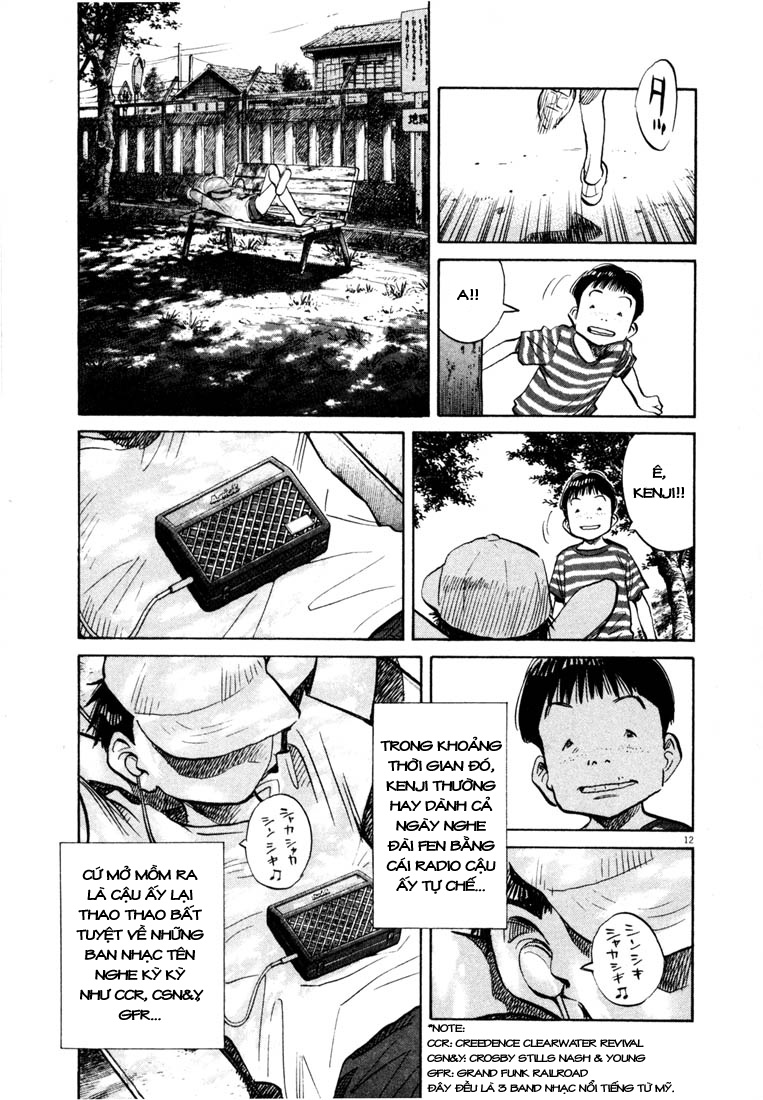20th Century Boys chapter 147 trang 27
