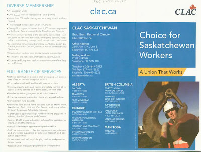 Owls And Roosters Christian Labour Association Of Canada Promotes
