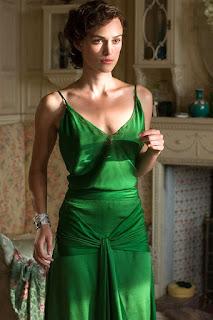 The goddess of green