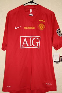 big sale 9116a d9873 The Football Kit Room: Manchester United Limited Edition '3 ...