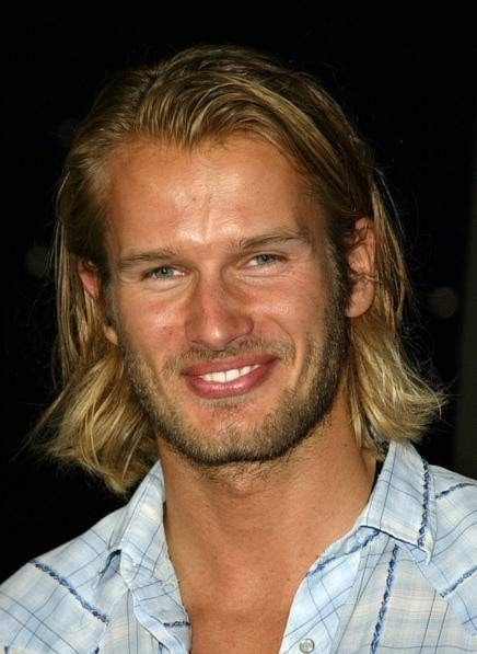 Hairy Chested Blonds U Is For Johann Urb