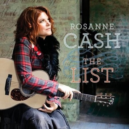 Burning Wood Rosanne Cash The List