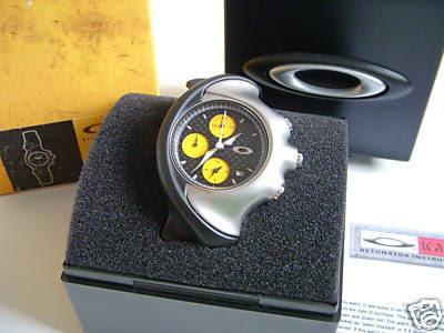 776d0cbfea4 Oakley Detonator Chronograph « Heritage Malta