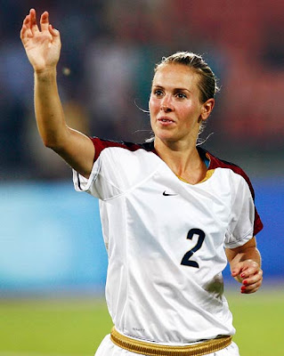 Heather Mitts Soccer Player Heather Mitts on Twitter ...