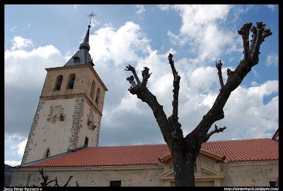 Iglesia Parroquial de San Andrés Apóstol (Siglo XVI) Rascafría