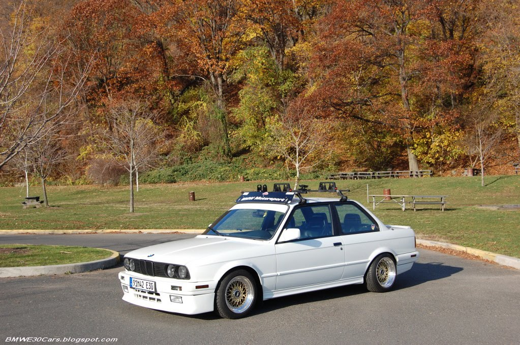 Bmw E30 Cars Bmw E30 318i Roof Racks Wallpapers