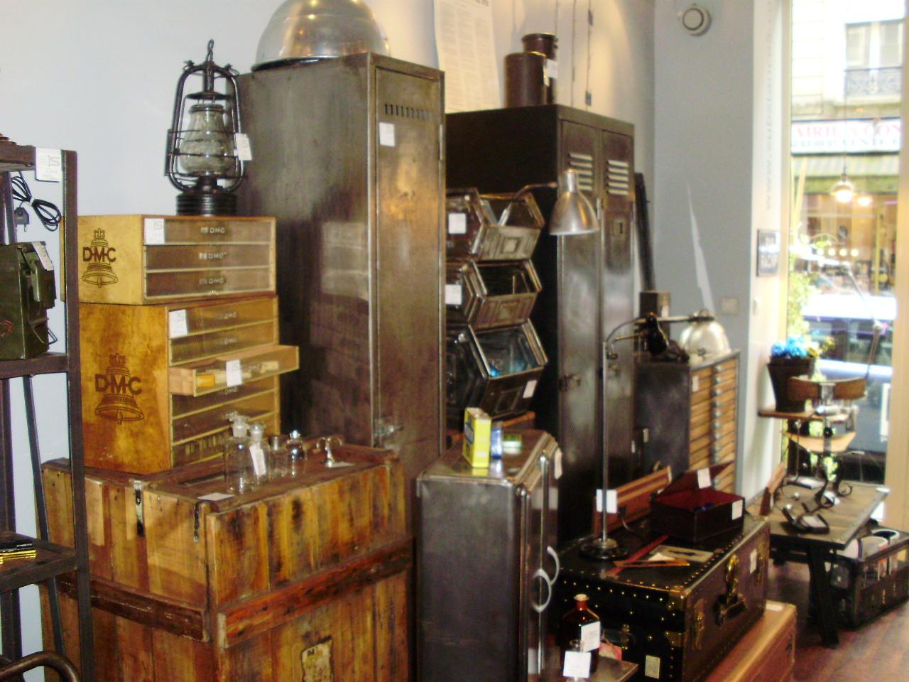 Shop In Batignolles A La Maison