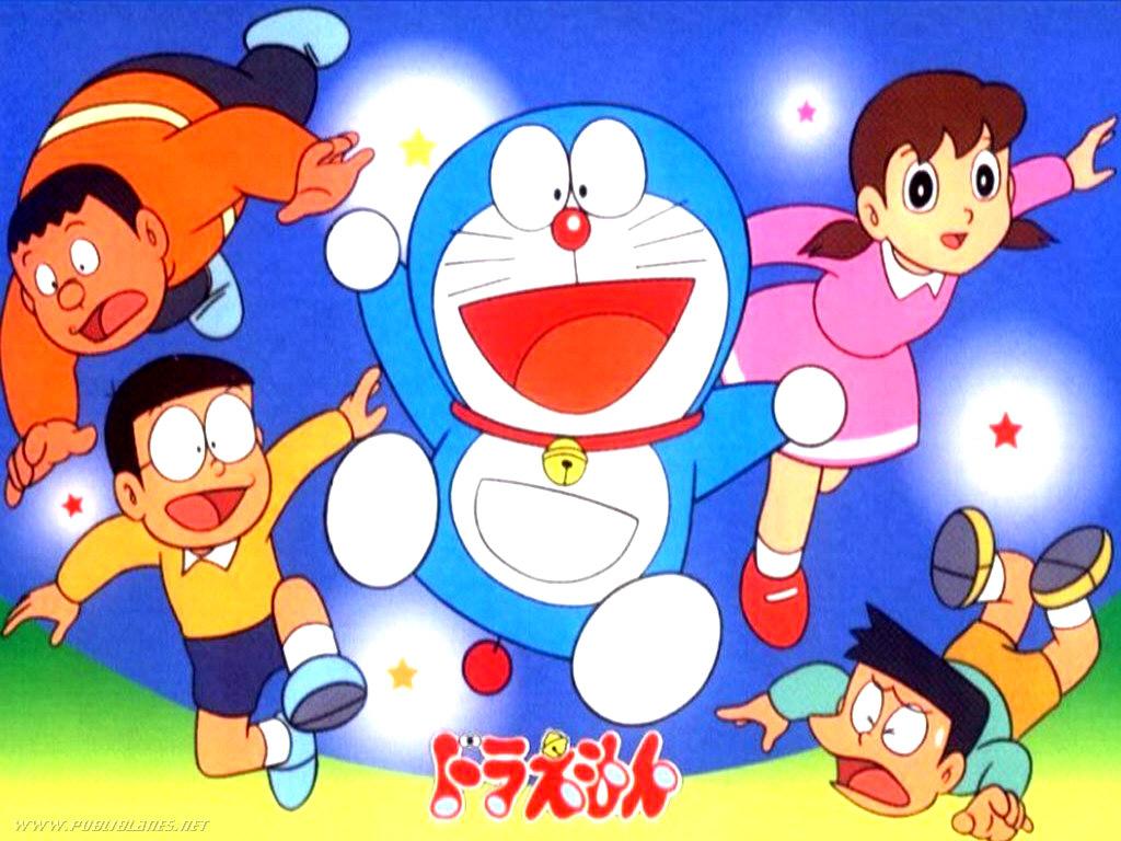 CARTOON, ANIMATED MOVIE, STORY AND GAMES: Doraemon