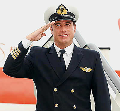 John travolta captain