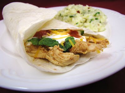 Delicious as it Looks: Slow Cooker Chicken Tacos