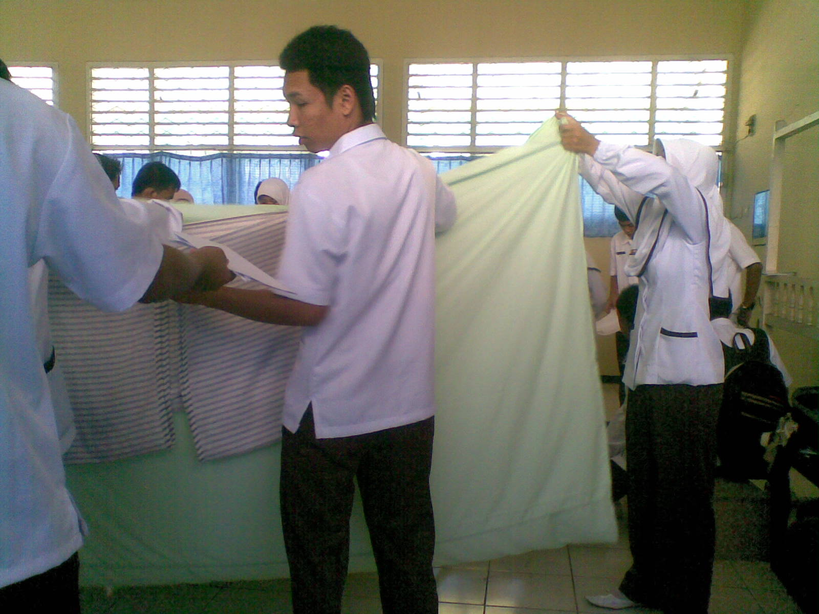 Praktek Tahun Pertama Kuliah Prodi Keperawatan Curup Ari S Notes