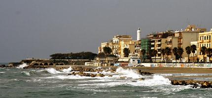 Panorama Anzio