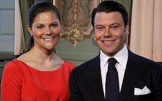 Vittoria di Svezia sposa Daniel Westling