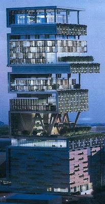Mumbai casa più costosa al mondo