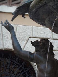 Fontana delle Tartarughe al ghetto