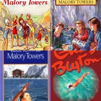 Swimming: Swimming in Fiction: Enid Blyton's Malory Towers