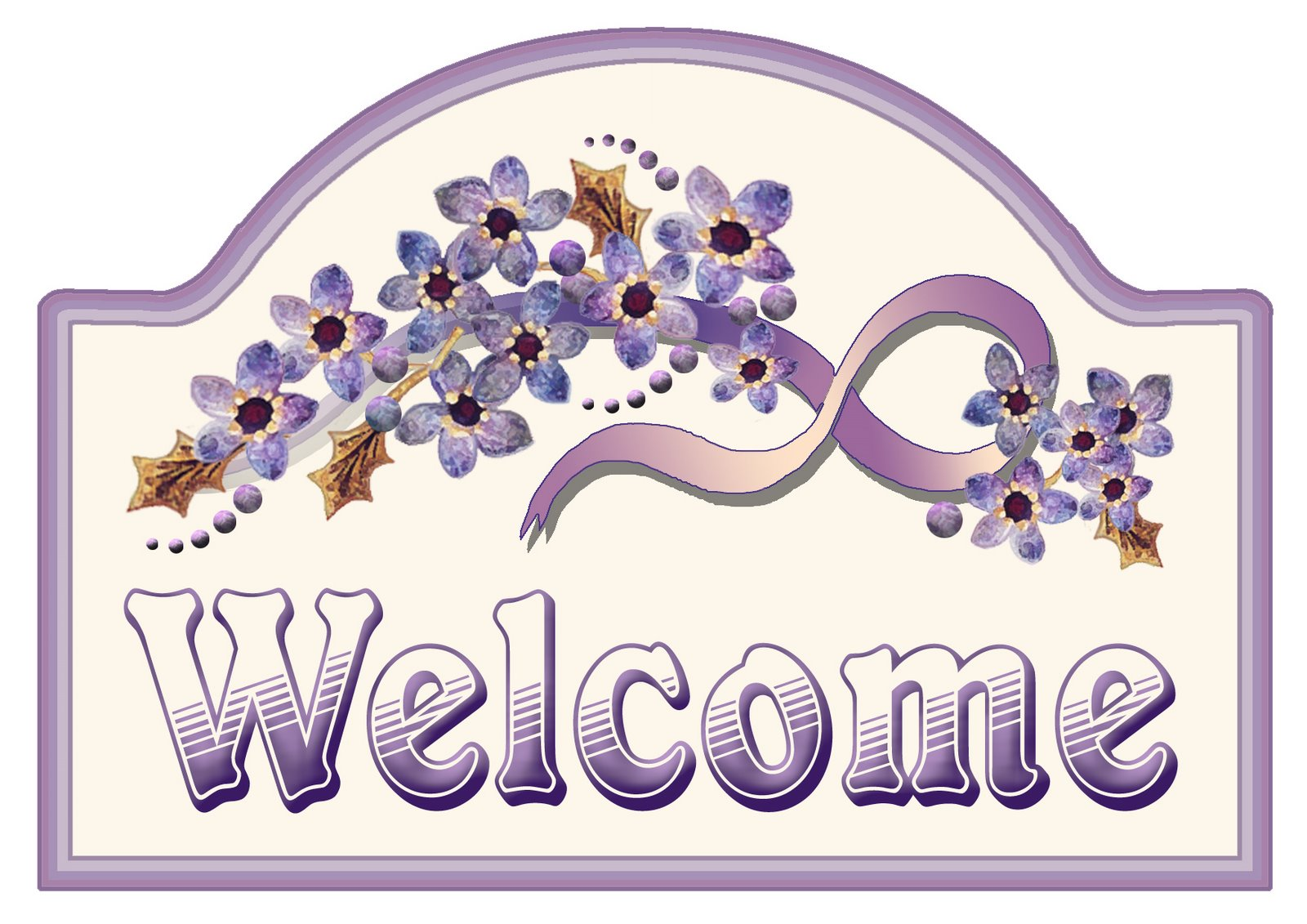 ArtbyJean - Paper Crafts: Make your own Welcome Sign ...