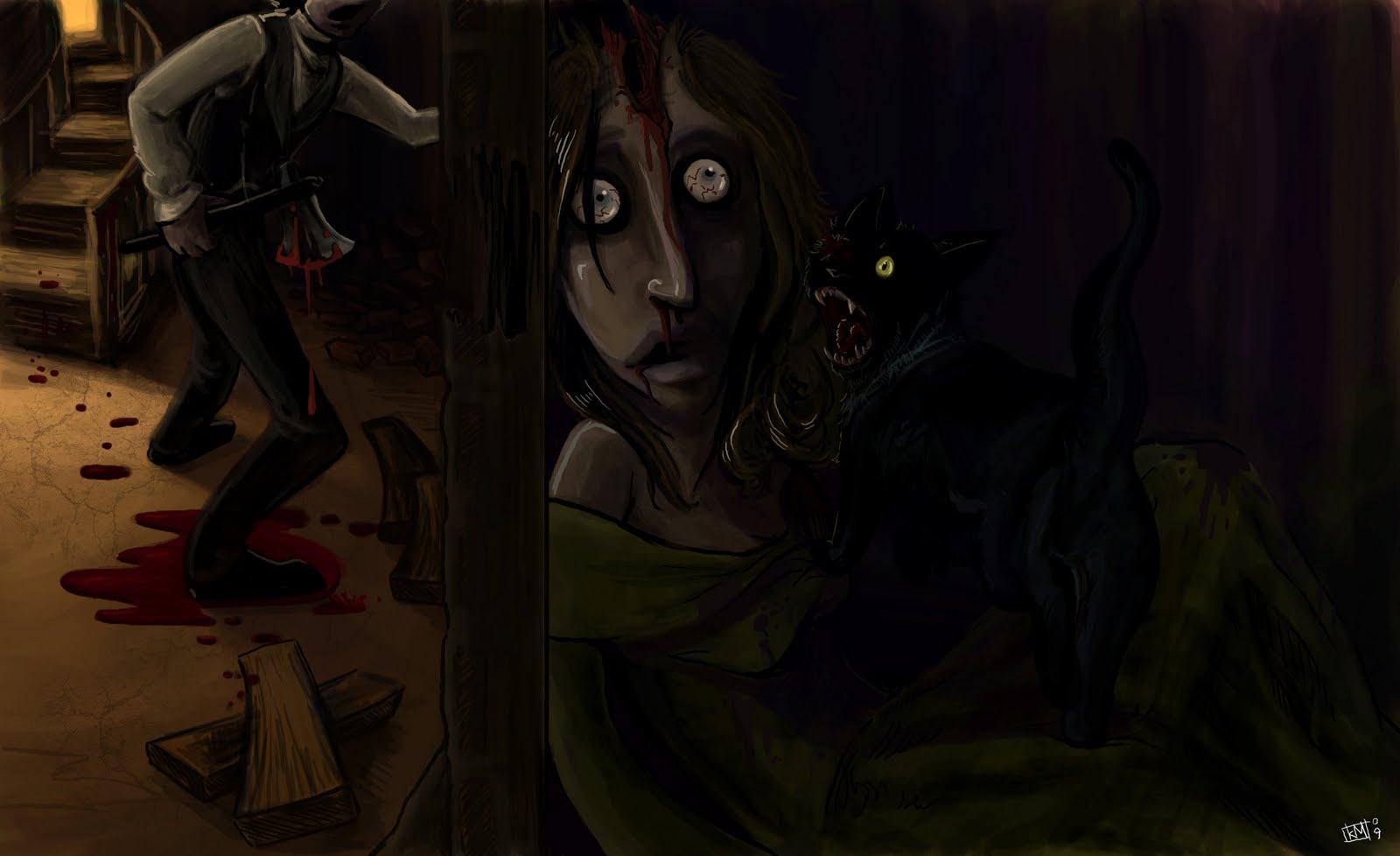 Dark Tales: ™ Edgar Allan Poe's The Black Cat Walkthrough