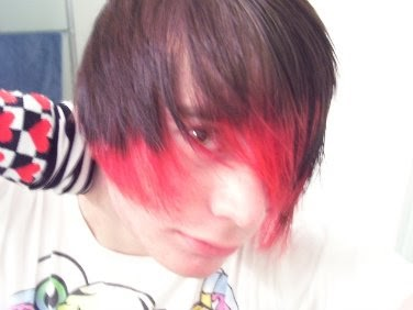 cool emo guys hairstyles trends
