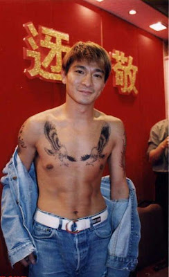cool chest eagle tattoos  for  men