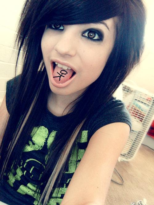 Awesome Emo Hairstyles Part 5 Prom Hairstyles Short Hairstyles Gunalazisus