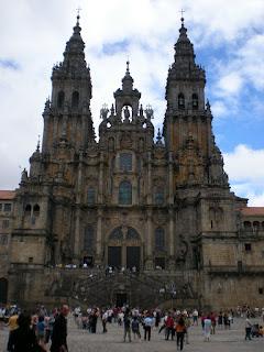 Arte Y Cultura Catedral De Santiago De Compostela