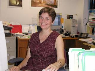 Editor, Marsha Saxton