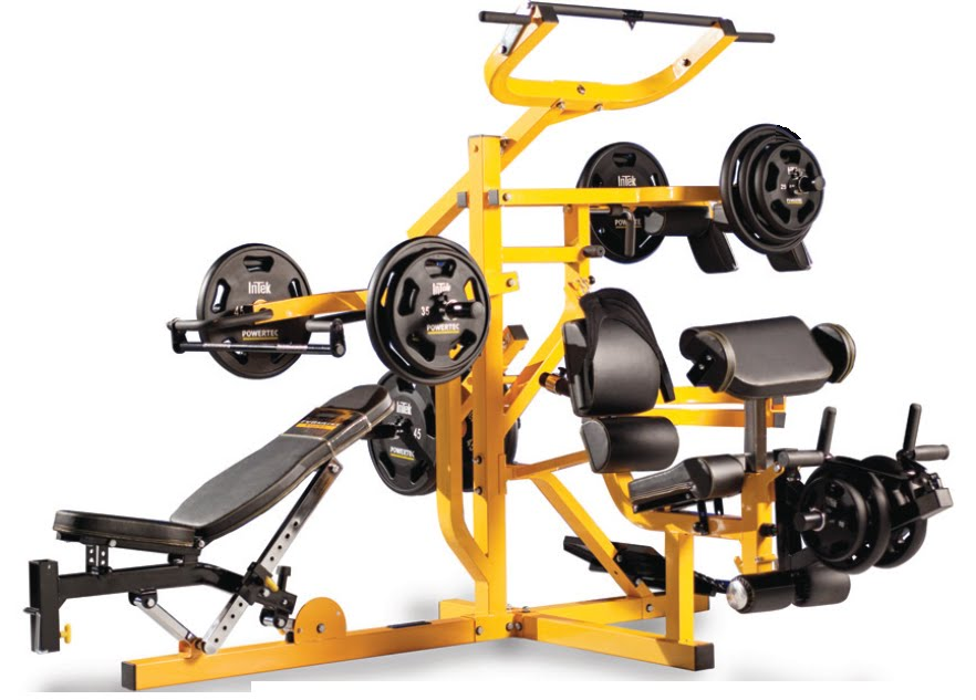 Powertec Workbench Multi System Home Gym Calgarypuck