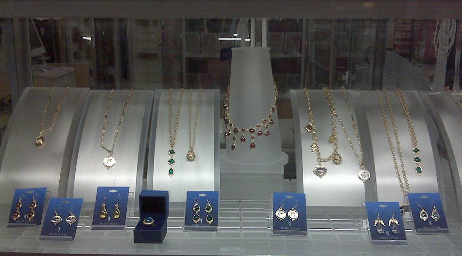 Temple St  Clair Jewelry for Target Review
