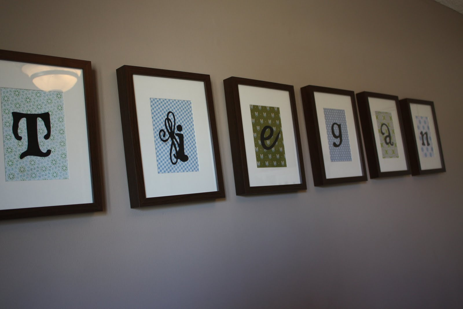 Cheap Wall Art And Decor: Cheap Personalized Wall Decor