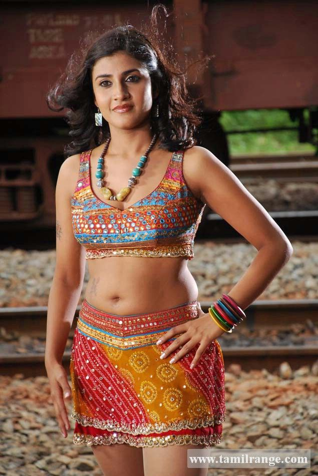 Telugu Actress Kausha Hot And Spicy Stills  South Actress-2559