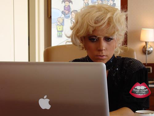 Poll: Why is Gaga PERCHED on Forums? - Classic ATRL