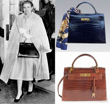 50 S Hollywood Movie Star There Are Many Hermes Among Them Is The Princess Of Monaco Grace Kelly And She Very Much Liked Handbags