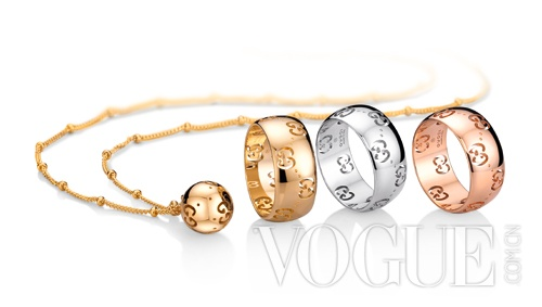 4ebcbaf36db Fashion Jewelleries  Gucci fine jewelry Icon Series  Classic ...