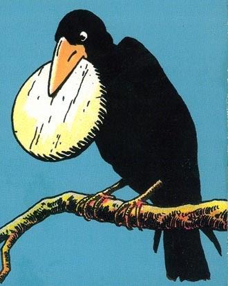 Xiberoan Le Corbeau Et Le Fromage