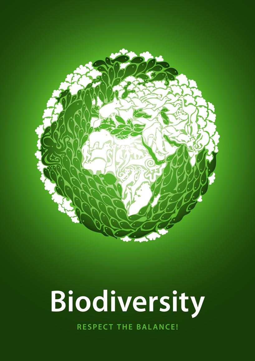 3) Loss of biodiversity (including genetic diversity)