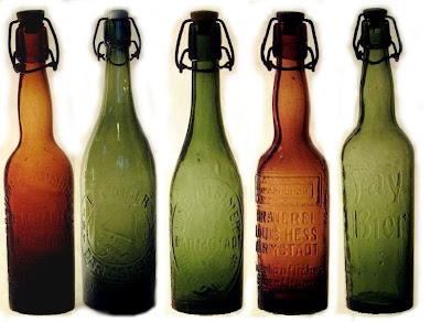 Alte Bierflaschen Wert