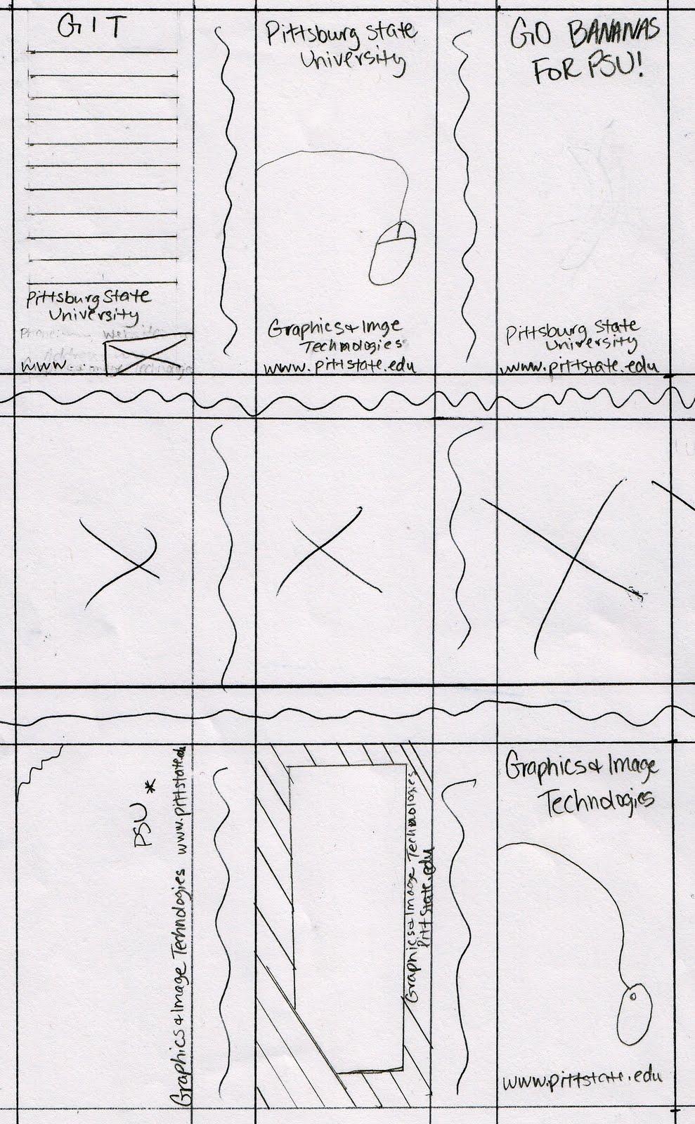 Designs from an Overactive Mind: High School Reqruitment