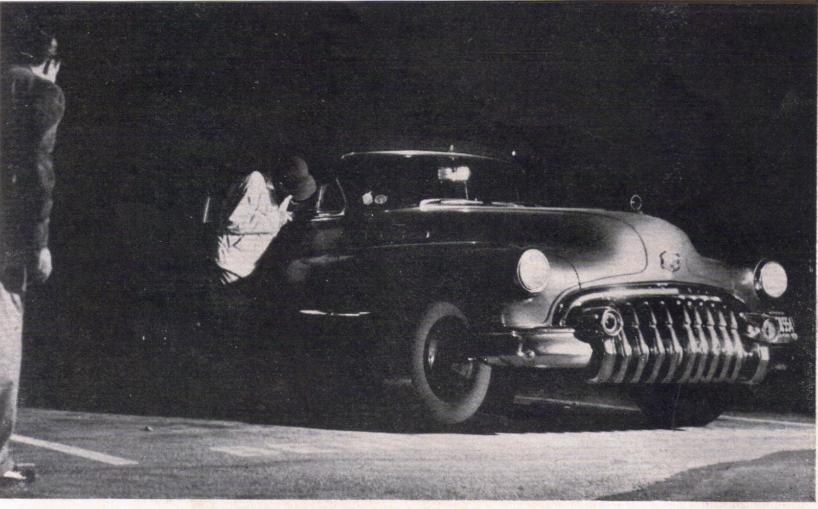 The Automobile and American Life: Notes on the History of Auto Theft ...
