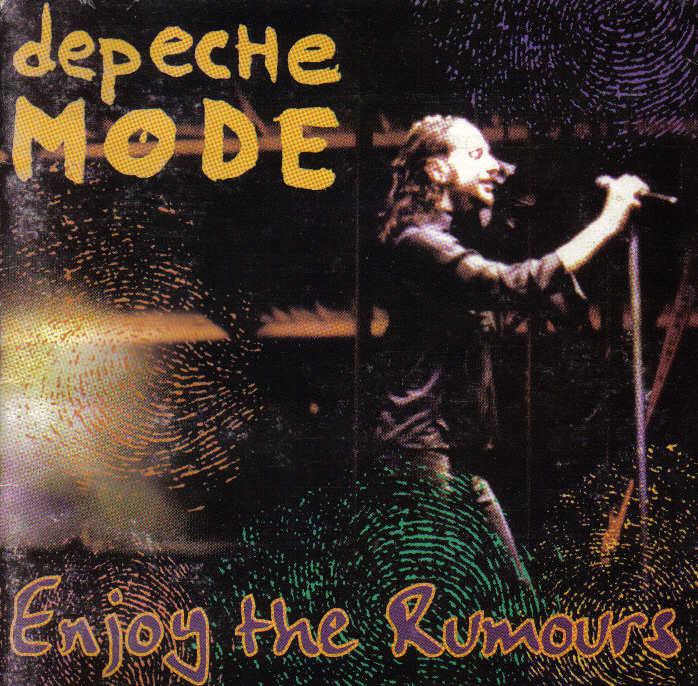 Depeche Mode 1993 07 31 London Quot Enjoy The Rumours