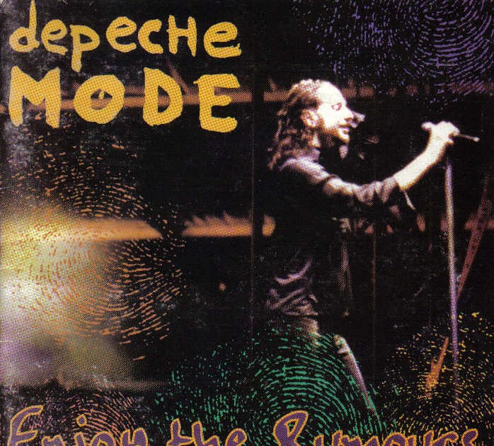 Depeche Mode 1993 07 31 London Quot Enjoy The Rumours