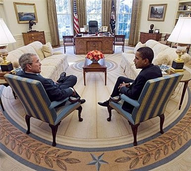 Obama Meets With Dangerous World Leader Without Preconditions