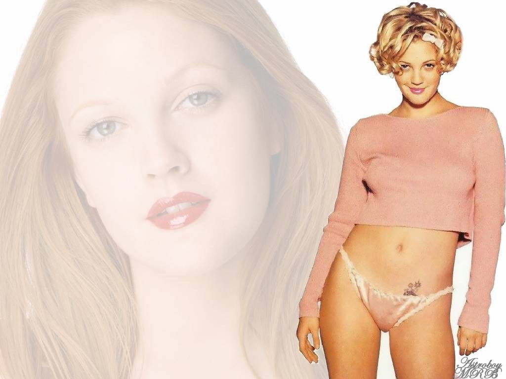 Drew barrymore hot and sexy
